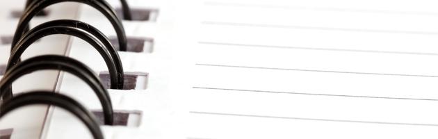 Encadernação de documentos